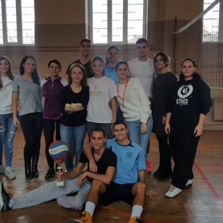 Коледен турнир по волейбол