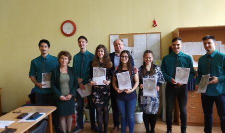 Церемония Ботевски награди